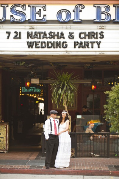 House of Blues San Diego Plays Hosts To International Couple's Second Wedding Celebration | Photograph by Siegel Thurston Photography