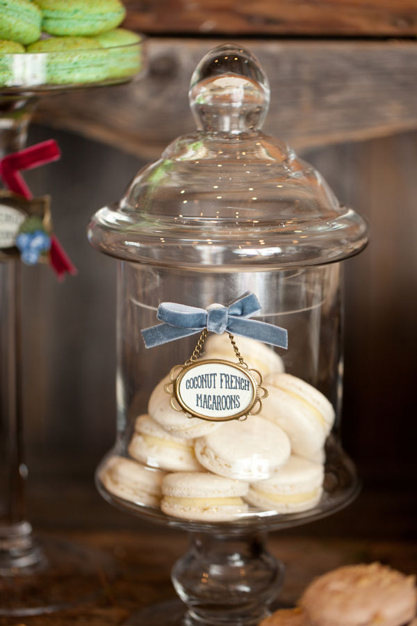 Scrumptious Sweet Treats Styled To Perfection ~ Inspiration For Every Dessert Bar | Photograph by Erin Johnson Photography