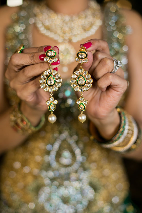 Dark Wood, Bright Colors & Shining Gold In This Colors, Flavors, and Spices of India Styled Shoot Photograph by Brian MacStay Photography