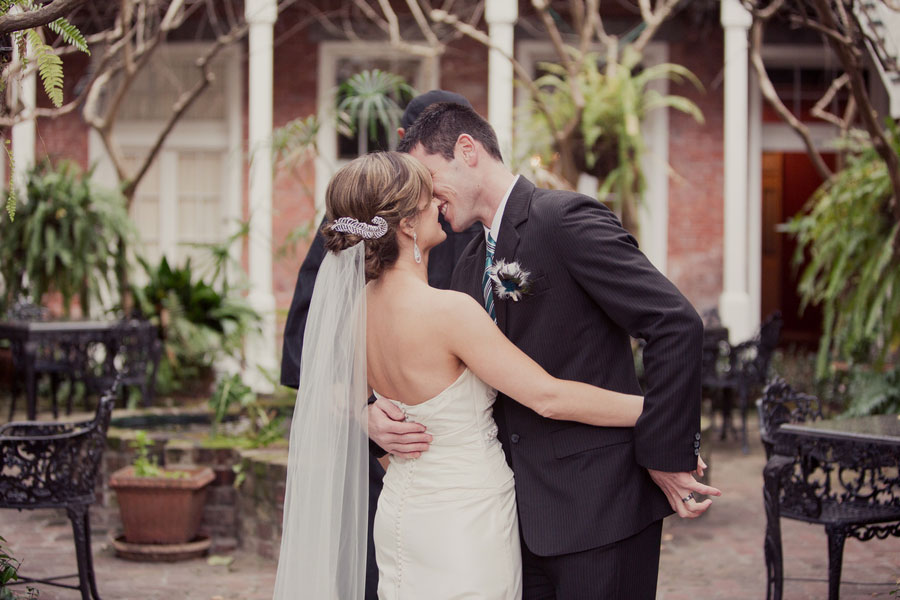 New Orleans French Quarter Wedding At Place d