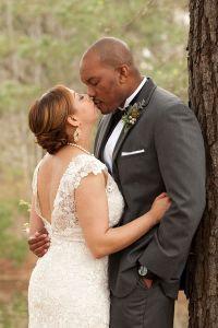 Gorgeous Woodsy Lake Side South Carolina Rustic Wedding