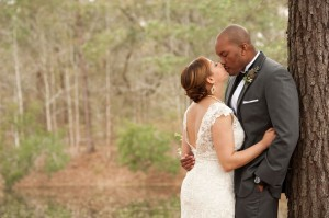 Gorgeous Woodsy Lake Side South Carolina Rustic Wedding