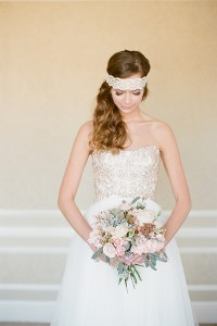 Why It Works Wednesday: Wedding Day Style That Is Modern, Fresh & Boho...