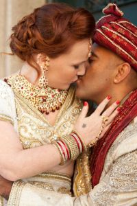 Vibrant Traditional Indian Wedding With Personalized Touches At Philad...