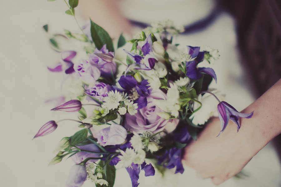 Rustic Summer Estonian Wedding Filled With Purple Blooms & Beach Cruiser Rides | Photograph by Stina Kase Photography OÜ  http://storyboardwedding.com/rustic-summer-estonian-wedding-with-purple-blooms-and-beach-cruisers/