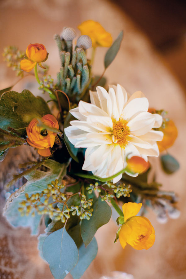 Wonderfully Styled DIY Wedding With Southern Louisiana Charm & Sophistication | Photograph by Mark Eric Weddings