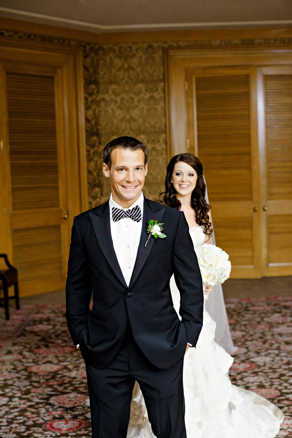 Gorgeous Cathedral Side Of New Orleans Weddings In This Modern Blue St. Patrick