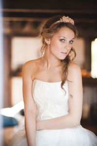 The Fishtail Princess, Her Bow Tie Ring & Her Rustic Wedding Dream...