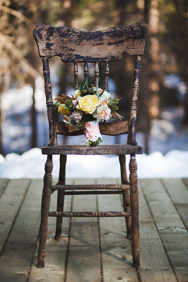The Fishtail Princess, Her Bow Tie Ring & Her Rustic Wedding Dream At Les Chalets du Grand Duc | Photograph by Sonia Bourdon photographyhttps://www.storyboardwedding.com/the-fishtail-princess-her-bow-tie-ring-her-rustic-wedding-dream-at-les-chalets-du-grand-duc/