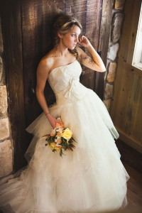 The Fishtail Princess, Her Bow Tie Ring & Her Rustic Wedding Dream At Les Chalets du Grand Duc | Photograph by Sonia Bourdon photographyhttp://www.storyboardwedding.com/the-fishtail-princess-her-bow-tie-ring-her-rustic-wedding-dream-at-les-chalets-du-grand-duc/