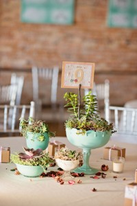 Whimsically Clever DIY Wedding With Personalized Touches At Everyone C...