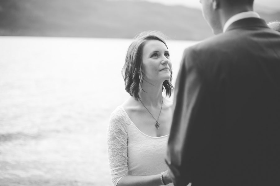 A Woodsy Rustic Elopement In Montana