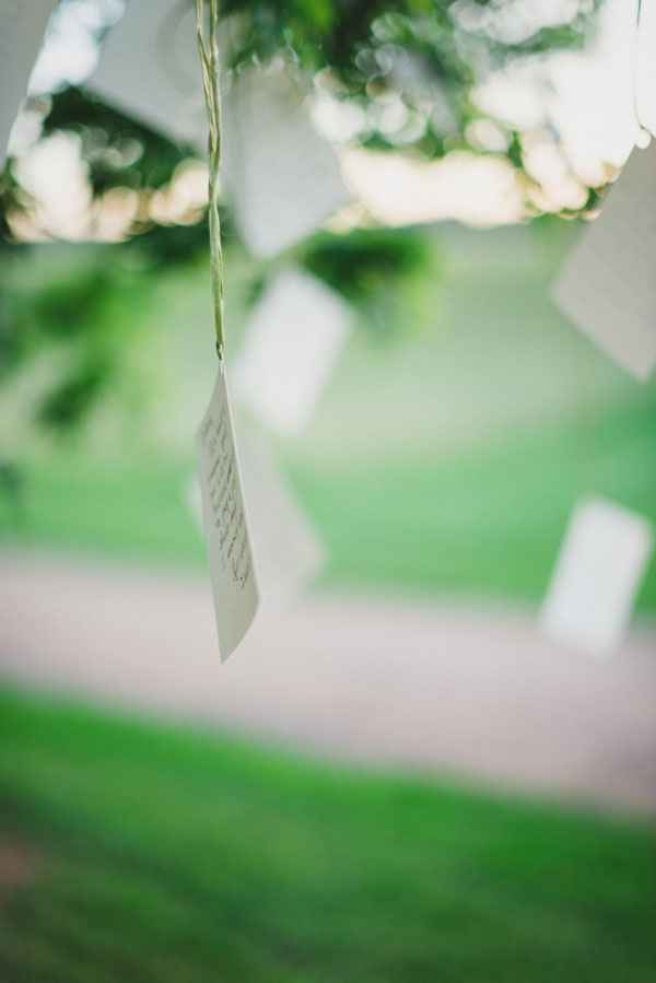 Romantic Love Note Inspired Wedding On The Hills Of A Private Virginia Estate | Photograph by Kate Ignatowski