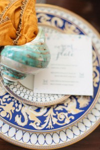 Eclectic Beach Bungalow Seaside Wedding In Coastal Hues & Sequins