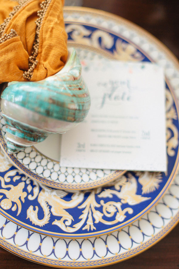 Eclectic Beach Bungalow Seaside Wedding In Coastal Hues & Sequins | Photograph by The Wedding Girls  https://storyboardwedding.com/beach-bungalow-seaside-wedding-coastal-hues-color-palette/
