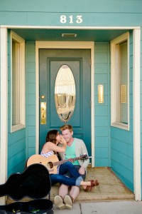 Coffee House Street Musician Engagement Session Elevate Photography (14)