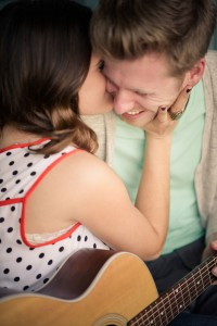 Coffee House Street Musician Engagement Session Elevate Photography (18)