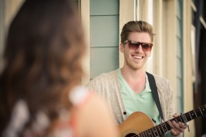 Coffee House Street Musician Engagement Session Elevate Photography (6)