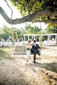 Gorgeous Lawn Of The Barkley House Pensacola Plays Hosts To Soft Mint Green Wedding Al Fresco