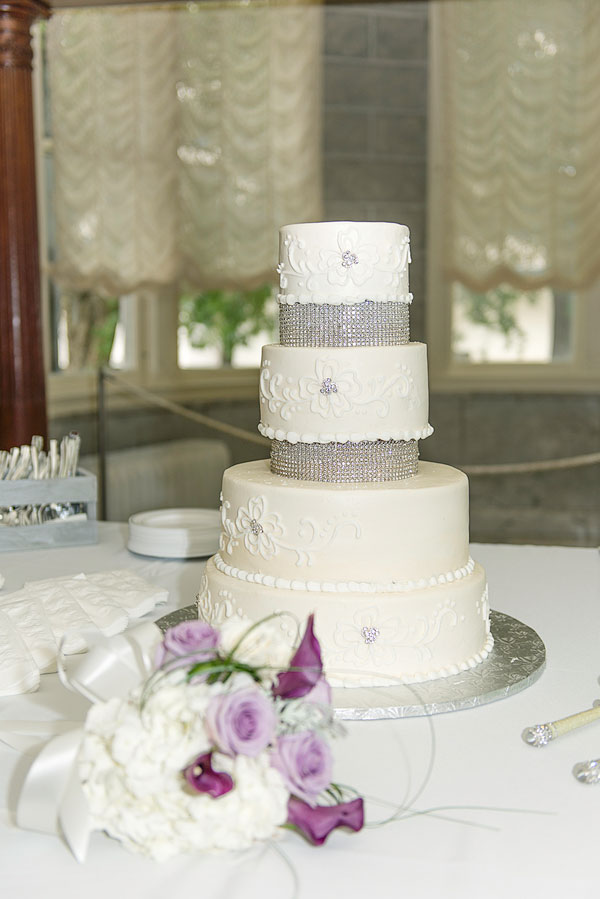 Electric Purple Vintage Inspired Wedding At Thistle Hill Mansion In Fort Worth Texas