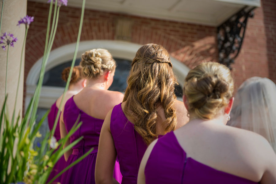 Electric Purple Vintage Inspired Wedding At Thistle Hill Mansion In Fort Worth Texas | Photograph by Moments Captured By Kate