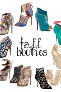 Why It Works Wednesday: Fall Wedding Ankle Booties To Keep Your Feet W...