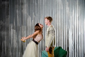 Make It Rain Glitter Engagement Session Elevate Photography (4)