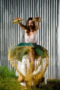 Make It Rain Glitter Engagement Session Elevate Photography (7)