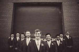 Modern_Chevron_Coral_Wedding_CAM_Raleigh_Carolyn_Scott_Photography_10-h