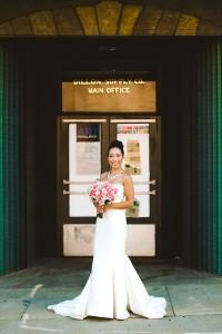 Modern_Chevron_Coral_Wedding_CAM_Raleigh_Carolyn_Scott_Photography_17-v