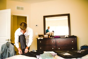 Modern_Chevron_Coral_Wedding_CAM_Raleigh_Carolyn_Scott_Photography_3-h