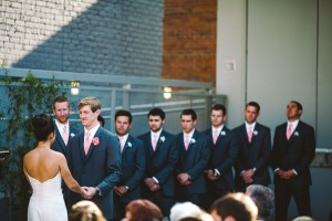 Modern_Chevron_Coral_Wedding_CAM_Raleigh_Carolyn_Scott_Photography_35-h