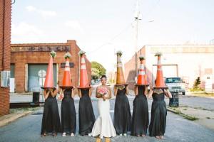Modern_Chevron_Coral_Wedding_CAM_Raleigh_Carolyn_Scott_Photography_45-h