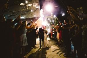 Modern_Chevron_Coral_Wedding_CAM_Raleigh_Carolyn_Scott_Photography_50-h