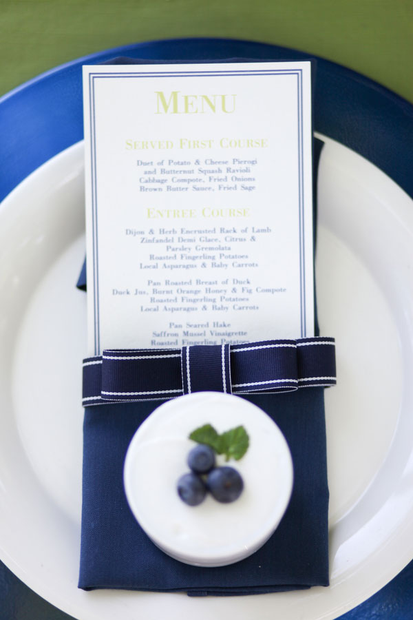 Preppy Country Club Wedding Gets Turned Up A Notch In Navy And Spring Greens With Butter Yellow Accents | Photograph by dani. fine photography