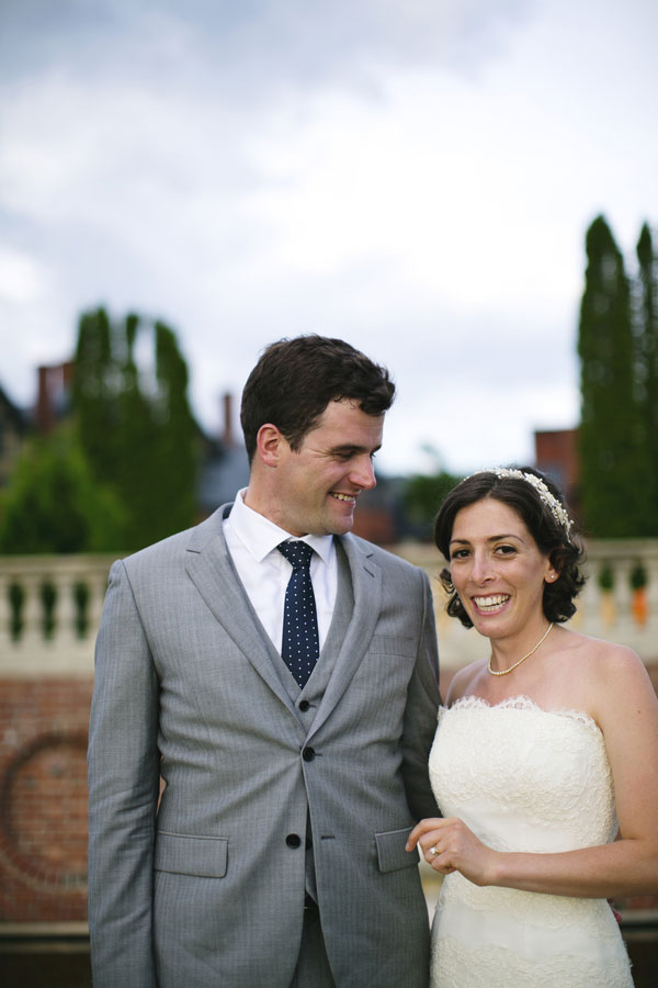 Vermont On Display In This Classic Traditional Wedding At Shelburne Farms | Photograph by Ampersand Wedding Photography