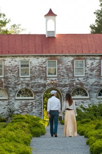 State Arboretum of Virginia Vintage Outdoor Equestrian Engagement Sess...