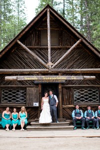 The Grandeur Of Glacier Point On Display In This Rustic DIY Yosemite P...