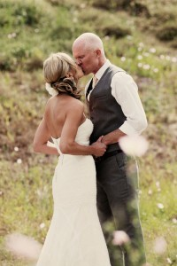 Wonderfully Personalized Santa Monica Mountain Malibu and Vine Wedding...