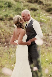 Wonderfully Personalized Santa Monica Mountain Malibu and Vine Wedding Featuring Craft Beer & Ta...