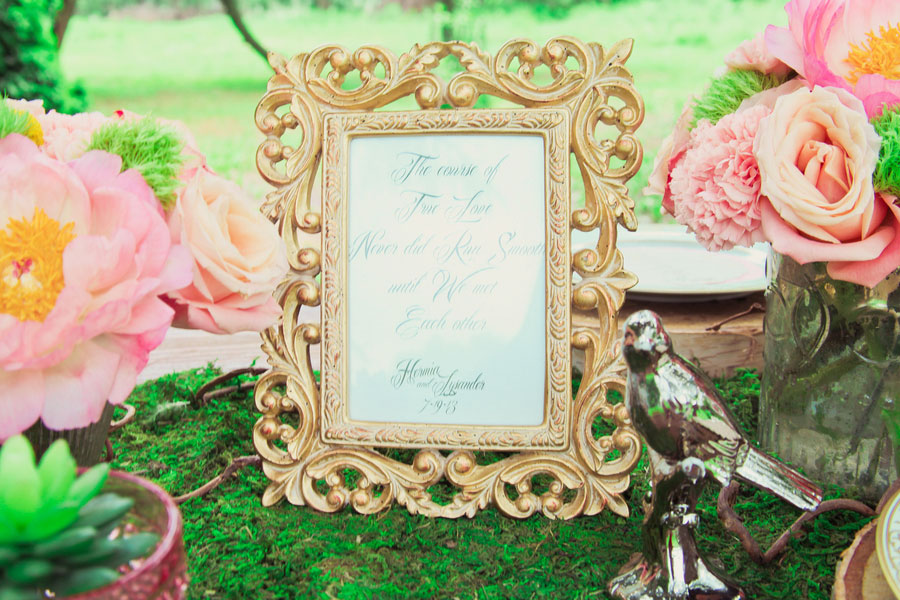 Glam Take On Midsummer Nights Dream Wedding In The Gardens of Bartow Pell Mansion | Photograph by Branham Perceptions Photography  https://storyboardwedding.com/glam-midsummer-nights-dream-wedding-gardens-of-bartow-pell-mansion/