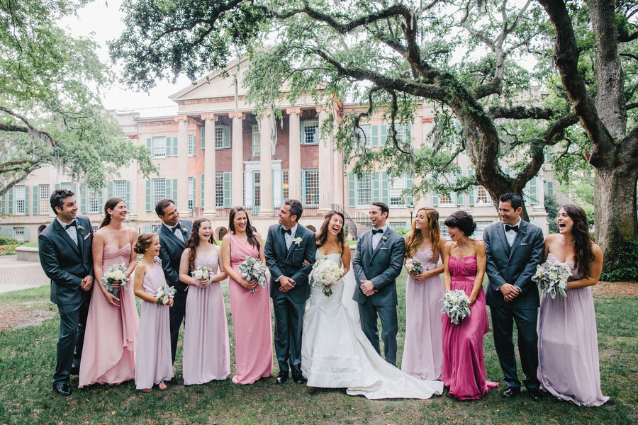 Southern Sophistication Cl In This Modern Elegant Charleston South Carolina Wedding Photograph By Riverland