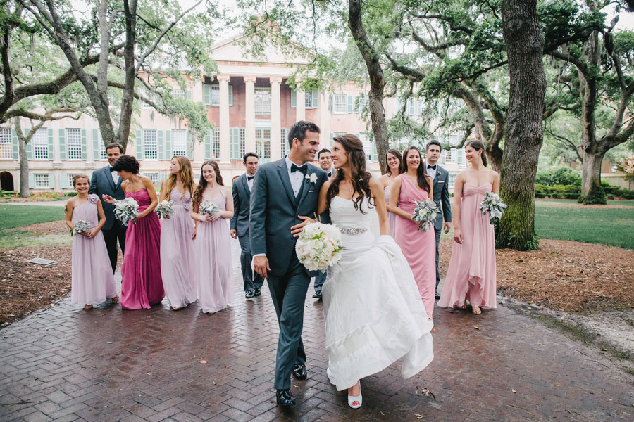 Southern Sophistication & Class In This Modern Elegant Charleston South Carolina Wedding