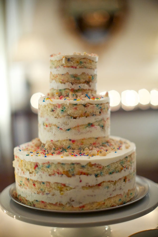 Why It Works Wednesday The Beauty Of The Naked Cake