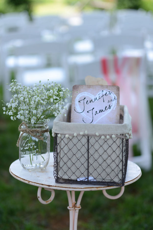 DIY Country Chic Virginia Wedding At Silverbrook Farm   Photograph by Margarita Dussan Photography