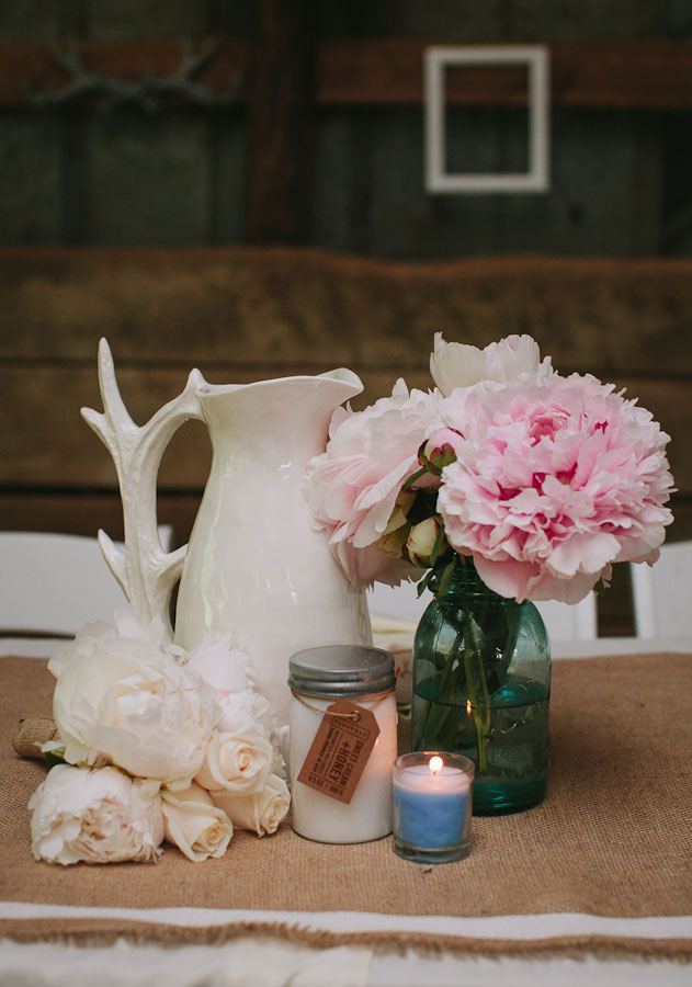 Eclectic Chic Country Wedding In Robins Egg Blue | Photograph by Blest Photography http://www.storyboardwedding.com/eclectic-chic-north-carolina-country-wedding-robins-egg-blue-porcelain-figurines/