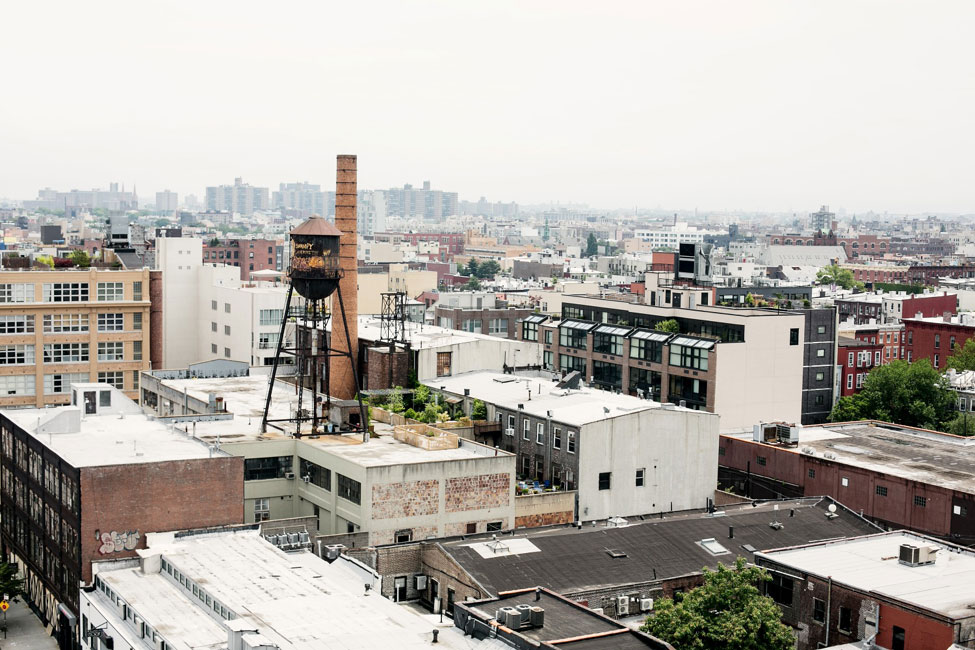 Chic Red Hook Brooklyn Liberty Warehouse Wedding Filled With Billowy Blooms & True Love   Brookelyn Photography  https://www.storyboardwedding.com/chic-red-hook-brooklyn-liberty-warehouse-wedding/