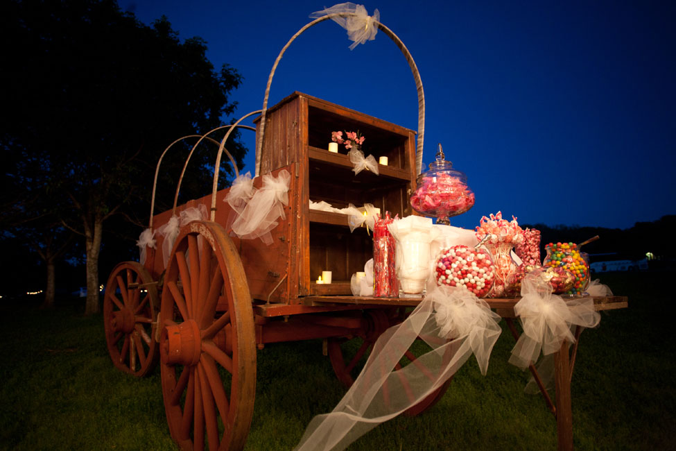 Romantic Country Couture Texas Wedding In The Setting Sun With Summer Camp Whimsy   Photograph by Debra Gulbas Photography