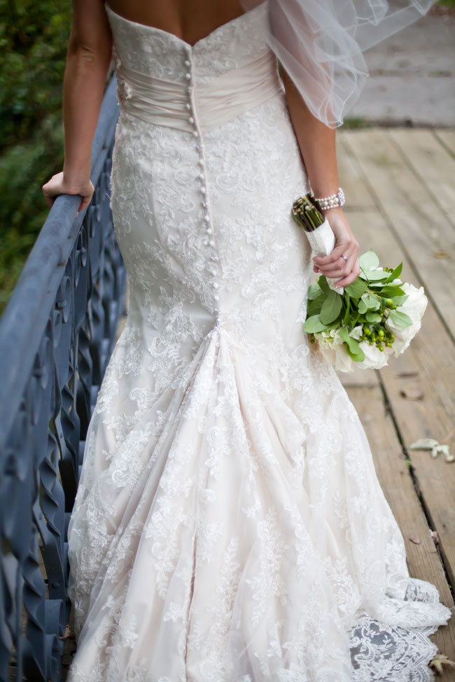 Coastal Infused Riverside Autumn Wedding In Bold Navy, Striking Green & Ivory | Photograph by Kristina Cipolla Photography