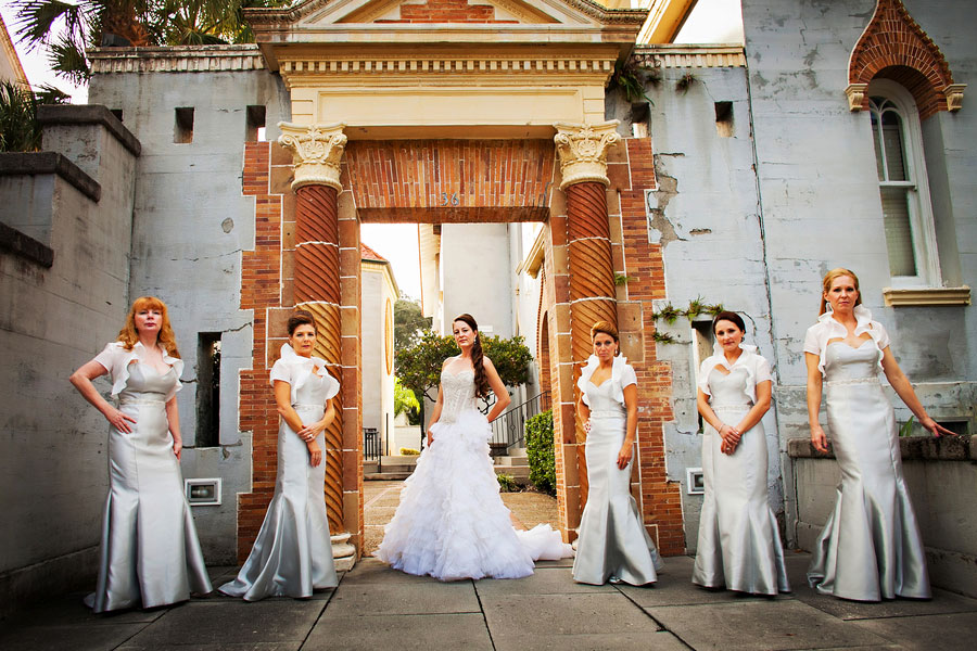 Sophisticated Luxury Wedding In St Augustine Florida Photograph By Limelight Photography